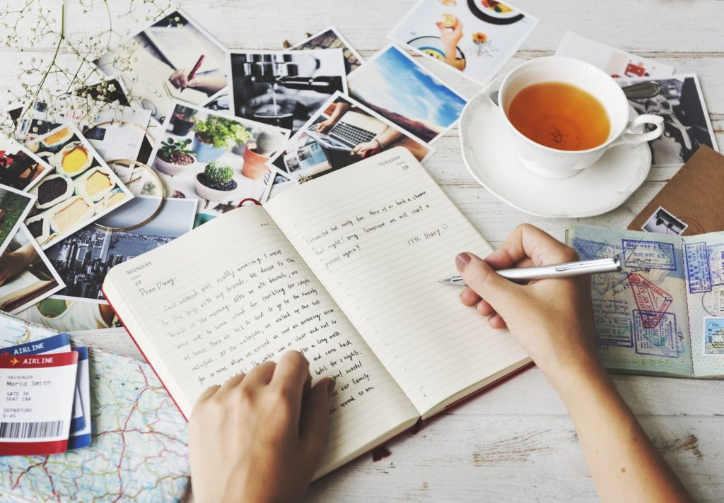 How to Travel Journal