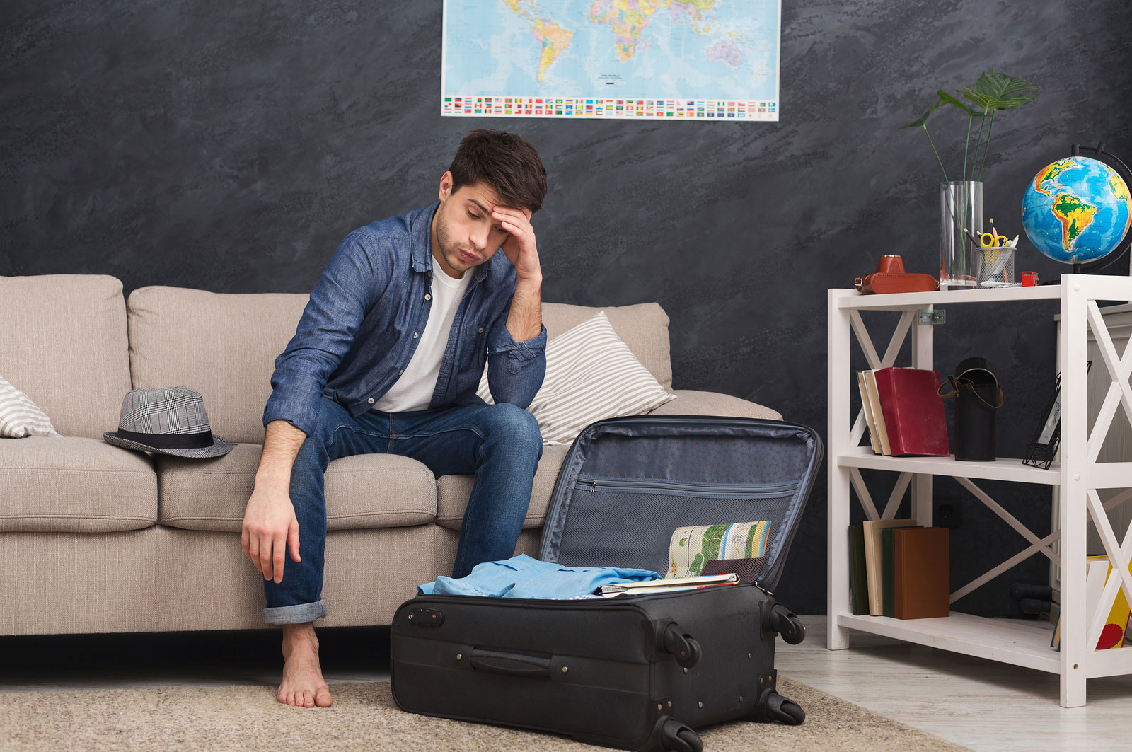 Space-Saving Packing Tips for Your Next Travel Adventure